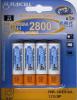 Аккумулятор Ni-Mh   FUJICELL 1.2V 2800mAh