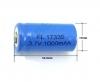 Аккумулятор технический 17335  Li-Ion CR123  3,6V 700mAh