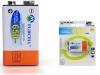 Аккумулятор Li-polimer  9V 650 mAh FUJICELL типа КРОНА