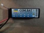 Аккумулятор RC  COM.BAT 11.1V 5700mAh 30C  Li-Po
